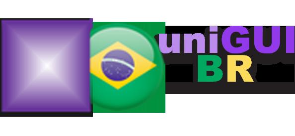 Screen Demos de projetos uniGUI